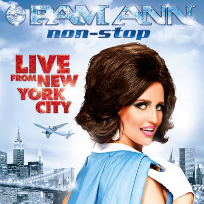 Pam Ann / Non Stop / Live from New York (CD-Audio)