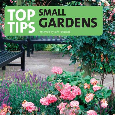 Top Tips for the Small Garden (CD-Audio)