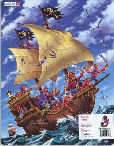 Jig-So Barti Ddu/Pirates