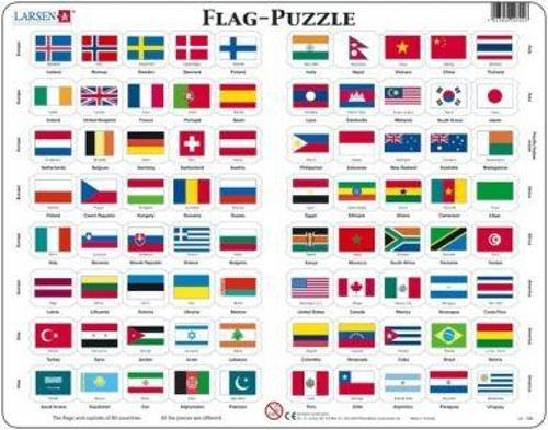 Flag-Puzzle