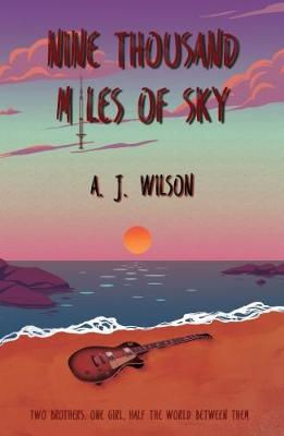 Nine Thousand Miles of Sky (Paperback)
