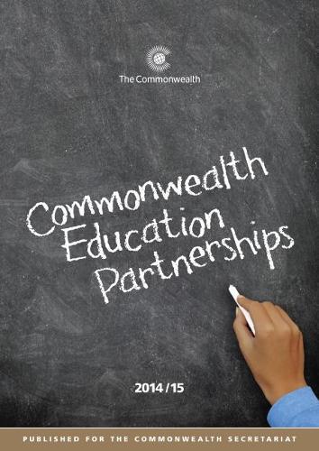 Commonwealth Education Partnerships 2014/15 (Paperback)