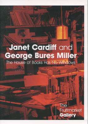 Janet Cardiff and George Bures Miller - the House of Books Has No Windows DVD (DVD)