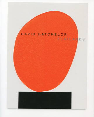 David Batchelor - Flatlands (Paperback)
