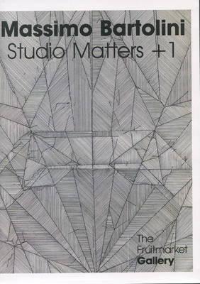 Masimo Bartolini - Studio Matters + 1 DVD (DVD)