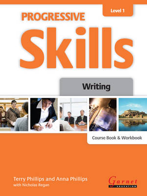 Progressive Skills 1 - Writing Combined Course Book and Workbook 2012 (Board book)