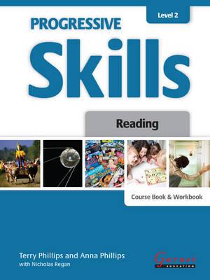 Progressive Skills 2 - Reading Course Book & Workbook 2012 (Paperback)