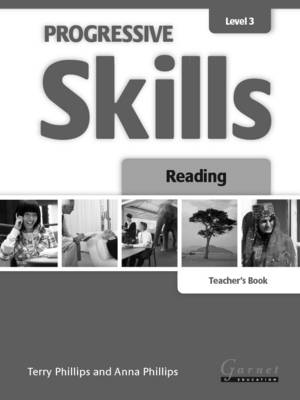 Progressive Skills 3 - Reading - Teacher's Book 2012 (Board book)