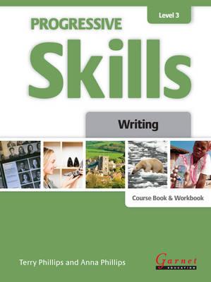 Progressive Skills 3 - Writing - Combined Course Book and Workbook 2012 (Board book)