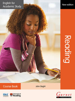 English for Academic Study: Reading Course Book - Edition 2 (Board book)