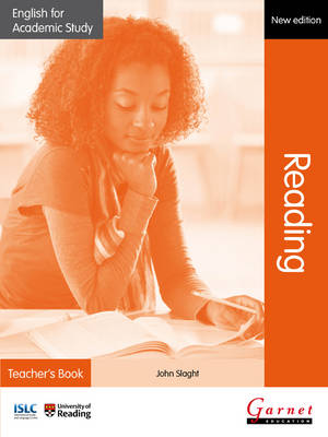 English for Academic Study: Reading Teacher's Book - Edition 2 (Board book)