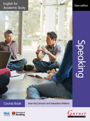 English for Academic Study: Speaking Course Book with Audio CDs 2012 (Board book)