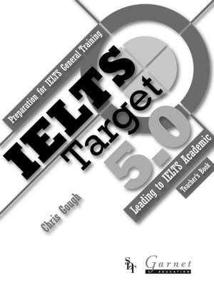 IELTS Target 5.0 Teacher book (Board book)