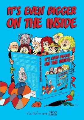 It's EVEN Bigger on the Inside (Paperback)