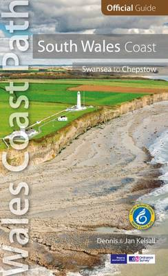 South Wales Coast: Swansea to Chepstow (Paperback)