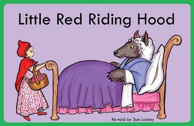 Little Red Riding Hood (Hardback)
