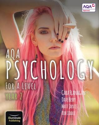 AQA Psychology for A Level Year 2 - Student Book (Paperback)