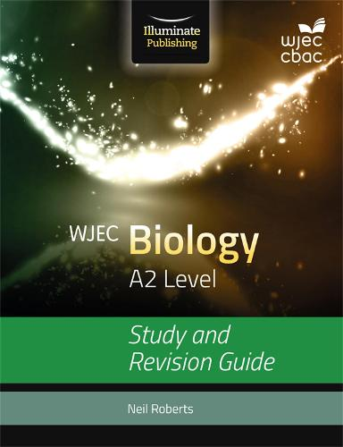 WJEC Biology for A2: Study and Revision Guide (Paperback)