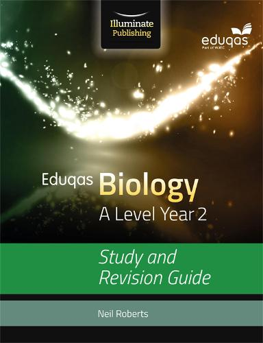 Eduqas Biology for A Level Year 2: Study and Revision Guide (Paperback)