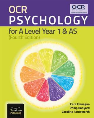 OCR Psychology for A Level Year 1 & AS (Paperback)