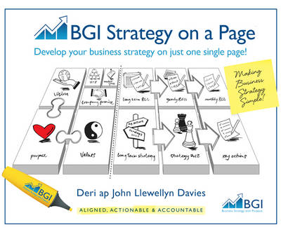 BGI Strategy on a Page (Paperback)