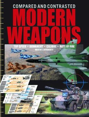 Modern Weapons - Compared & Contrasted (Hardback)