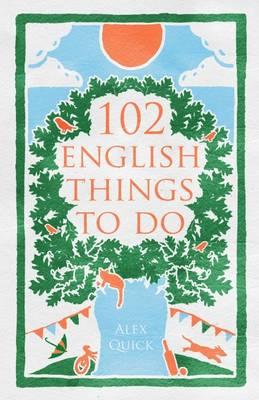 102 English Things To Do (Hardback)