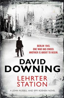 Lehrter Station (Paperback)