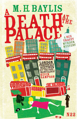 Death at the Palace (Rex Tracy #1) (Paperback)