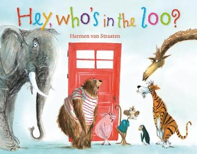 Hey, who's in the loo? (Paperback)