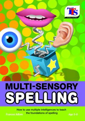 Multisensory Learning: Spelling (Paperback)