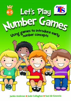 Let's Play Number Games (Paperback)