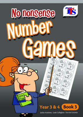 No Nonsense Number Games: Book 3 (Paperback)