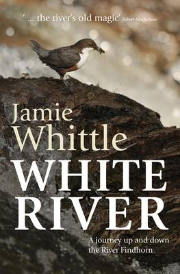 White River: A Journey Up and Down the River Findhorn (Paperback)