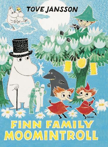 Finn Family Moomintroll - Moomins Collectors' Editions (Hardback)