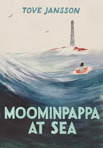 Moominpappa at Sea - Moomins Collectors' Editions (Hardback)