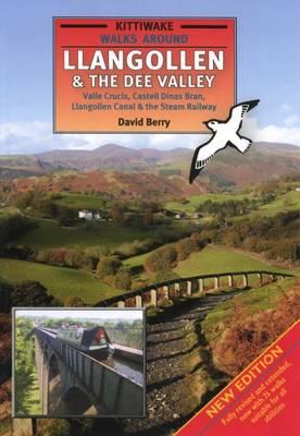 Walks Around Llangollen & the Dee Valley (Paperback)
