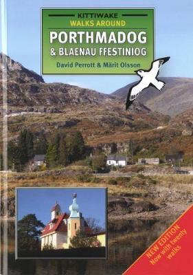 Walks Around Porthmadog and Blaenau Ffestiniog (Paperback)