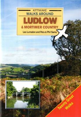 Walks Around Ludlow and Mortimer Country (Paperback)