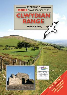 More Walks on the Clwydian Range (Paperback)