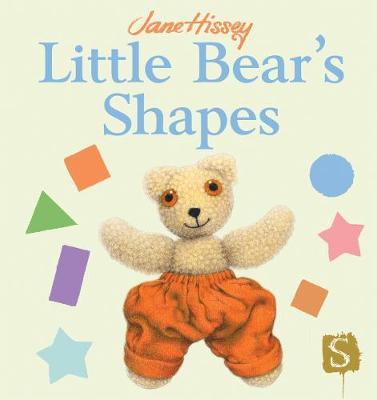 Little Bear's Shapes - Old Bear (Board book)