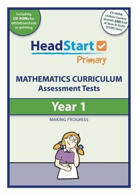Year 1 Mathematics Assessment Tests (Spiral bound)