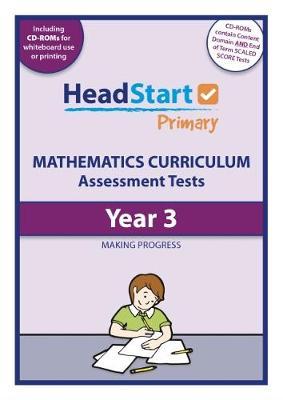 Year 3 Mathematics Assessment Tests (Spiral bound)