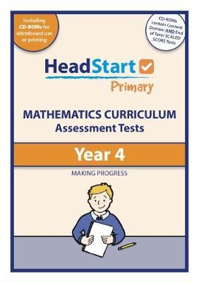 Year 4 Mathematics Assessment Tests (Spiral bound)