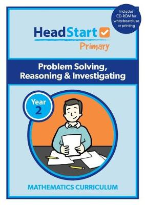 Problem Solving, Reasoning & Investigating - Year 2 (Paperback)