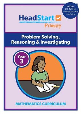Problem Solving, Reasoning & Investigating - Year 3 (Paperback)