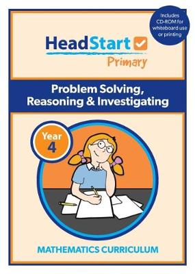 Problem Solving, Reasoning & Investigating - Year 4 (Paperback)