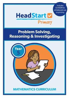 Problem Solving, Reasoning & Investigating - Year 5 (Paperback)