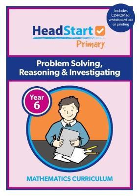 Problem Solving, Reasoning & Investigating - Year 6 (Paperback)