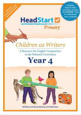 Children as Writers - Year 4: A Resource for English Composition in the National Curriculum (Paperback)